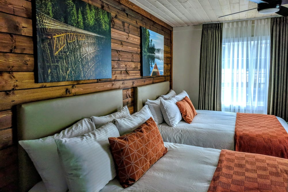 Standard-Doppelzimmer, Mehrere Betten - Zimmer