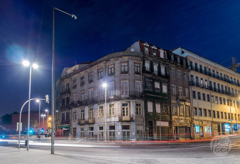 Feel Porto Historical Flats, Porto, Pohľad na zariadenie - večer