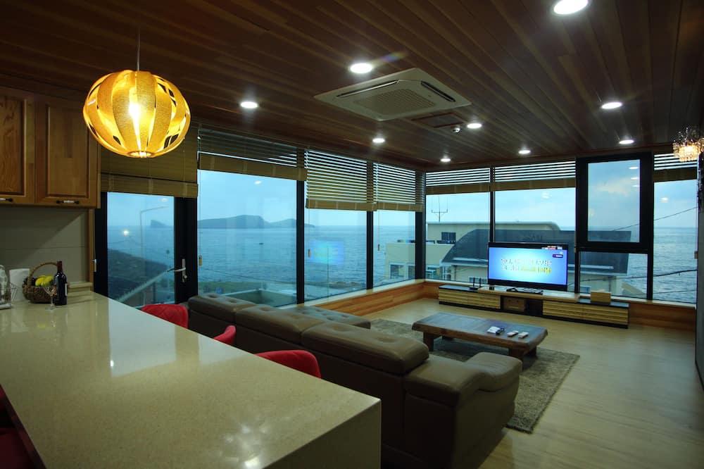 Sea Side View Pension - Woonruimte