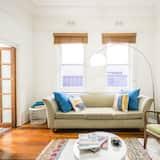 Maison Deluxe, 2 chambres, terrasse - Photo principale