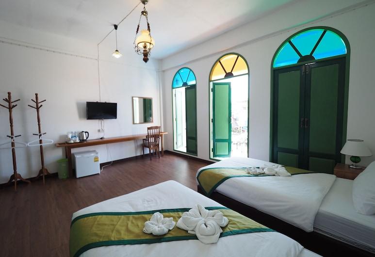 Siri Krabi - Hostel, Krabi, Deluxe Room , Kamer