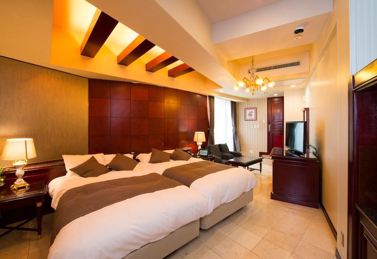 HOTEL CONCERTO NAGASAKI, Nagasaki, Quarto Twin Deluxe, Quarto