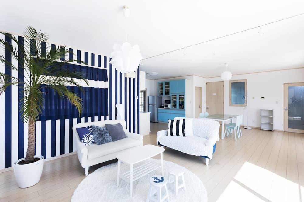 Casa Familiar, 2 Quartos, Varanda, Vista Oceano (Sea Shell Marine KAKISAKI) - Imagem em Destaque