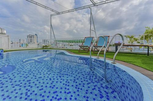 幸運峴港公寓飯店/