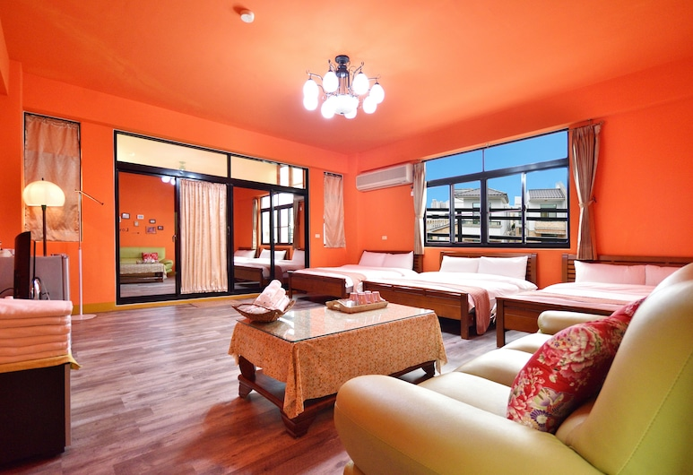 橫賓浪漫民宿, 台東市, 高級家庭房, 客房