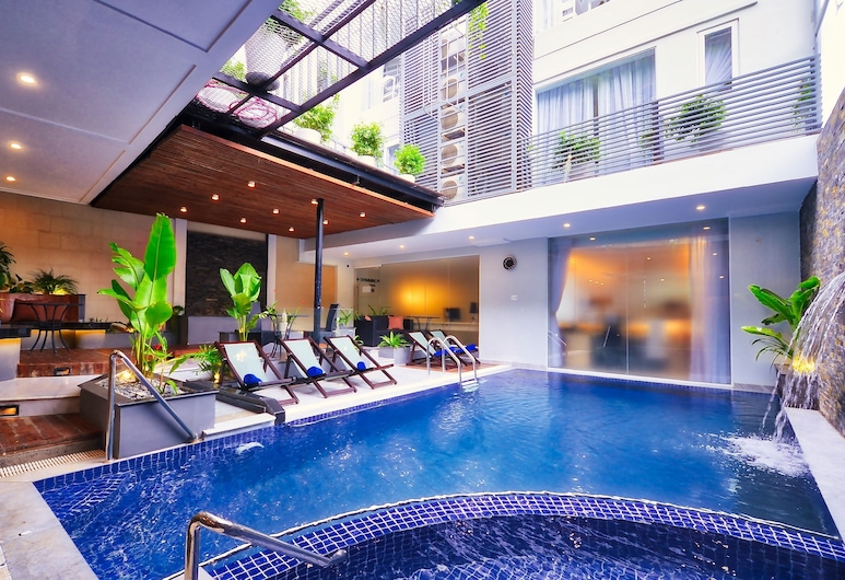 The Wind Hotel - All Spa Inclusive, Vung Tau