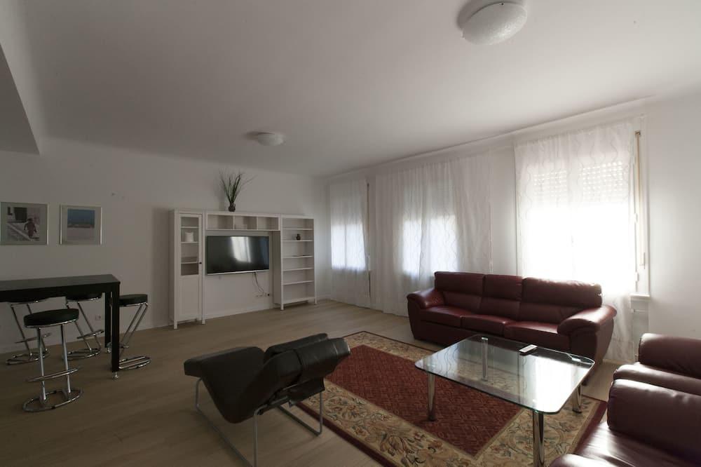 奢華公寓, 2 間臥室, 2 間浴室 - 客廳