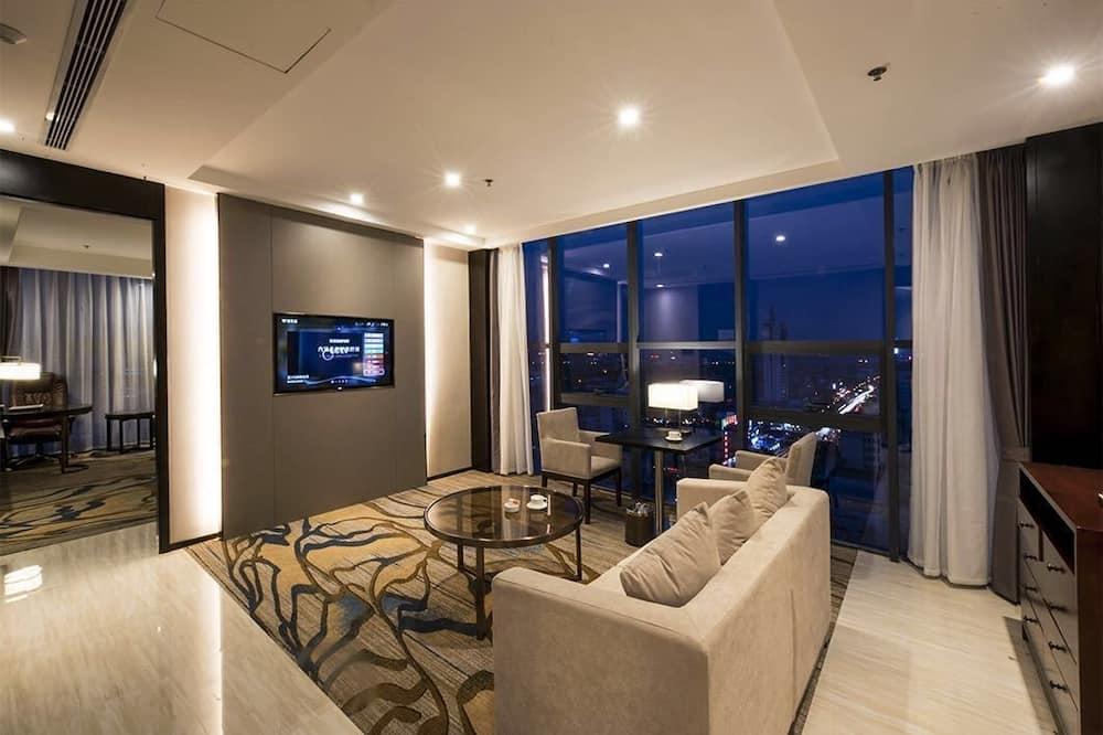 City Suite - Living Room