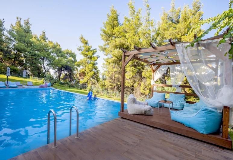 Avatel Eco Lodge, Kassandra, Basen