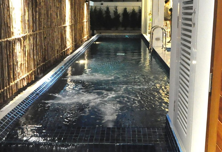 華欣 S 別墅酒店, Hua Hin, Villa S2 - 4 Bedroom, 陽台