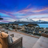Executive-Penthouse, 3Schlafzimmer, mit Bad, Seeblick - Zimmer