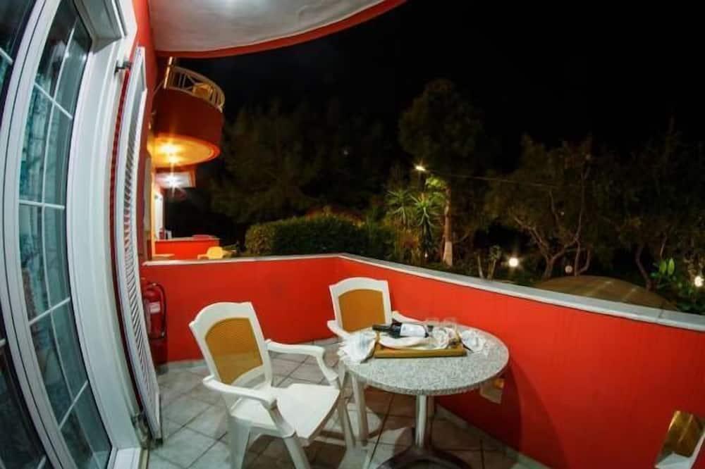Comfort Triple Studio - Balkoni