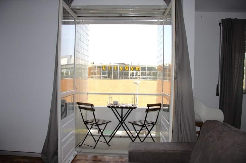 公寓, 3 間臥室 - 陽台