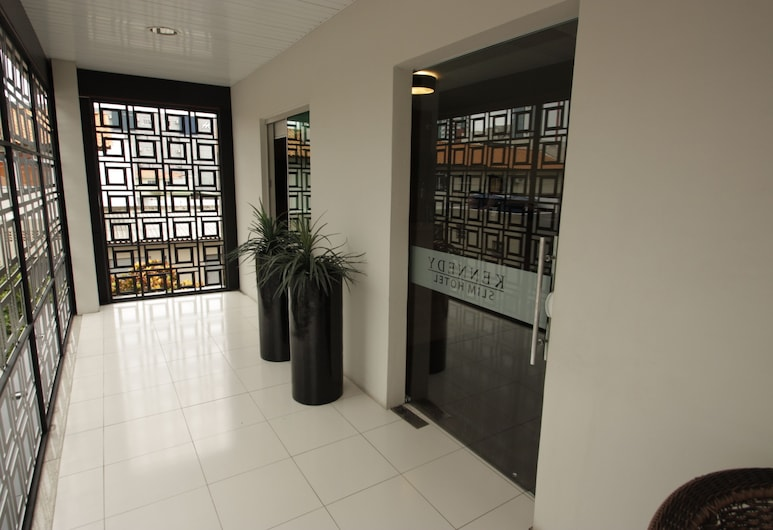 Kennedy Slim Hotel, São José, Sala de estar