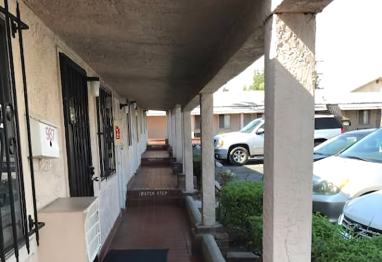 Pala Motel, פומונה