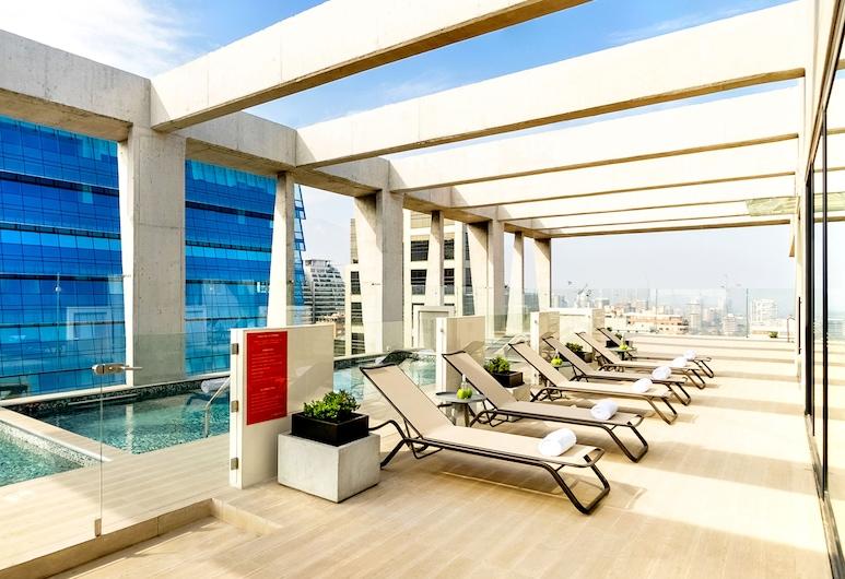 Hyatt Centric Las Condes Santiago, Santiago, Piscine sur le toit