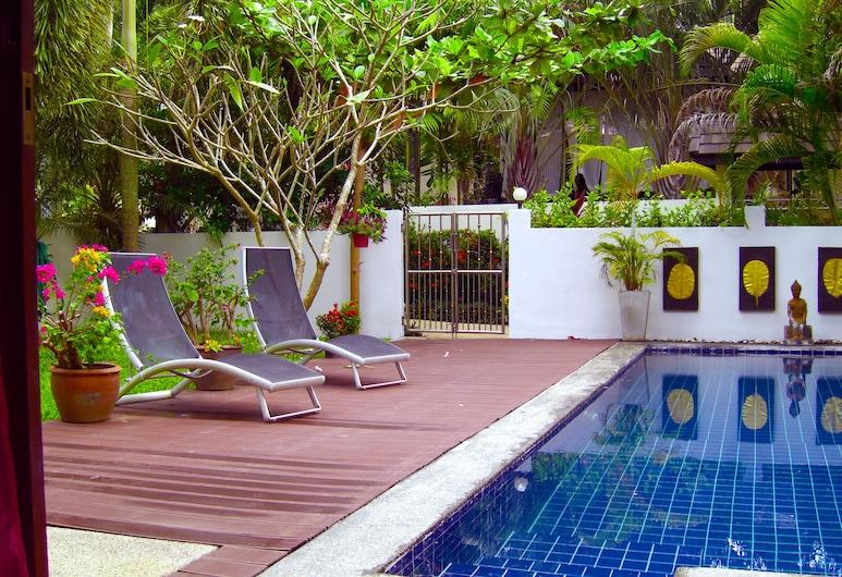 蘇梅島惠特尼別墅酒店, 蘇梅島, 泳池