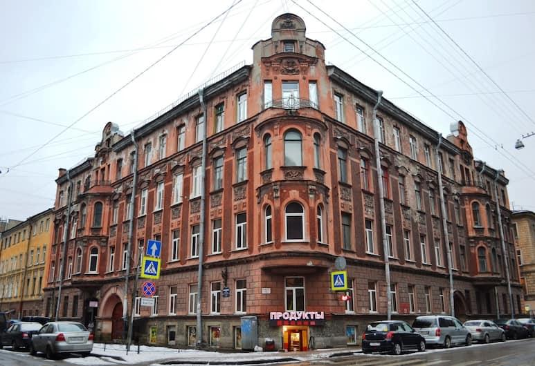 Отель «Rinaldi на Московском— II», Санкт-Петербург, Вход в отель