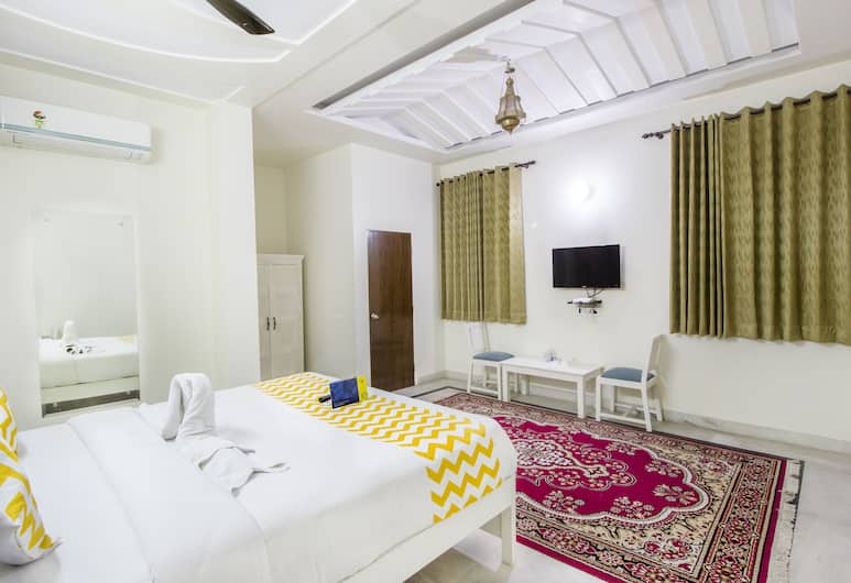 FabHotel Dior Pink City, Jaipur, Family Room, Guest Room View