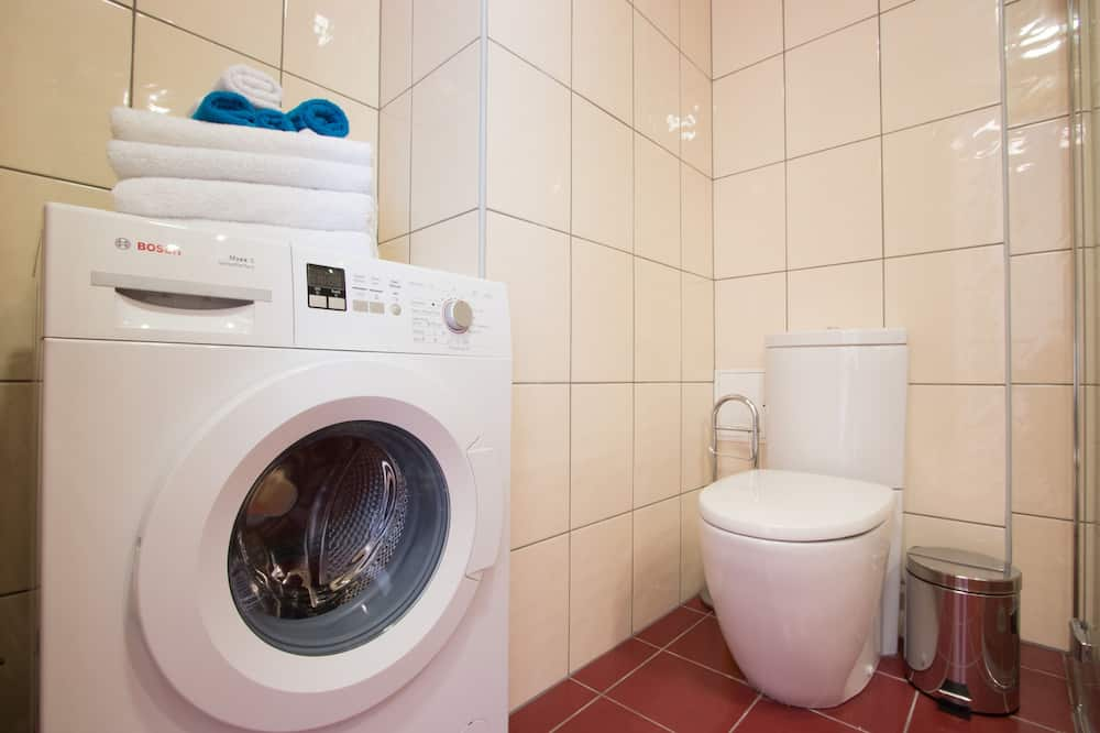 Apartment (Kyyni 5B) - Bathroom Amenities