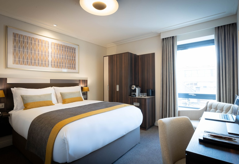 Hotel 7 Dublin, Dublin, Double Room Single Use, Guest Room