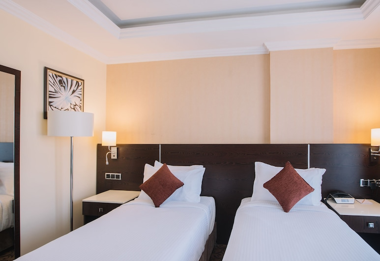 Best Western Plus Addis Ababa, Addis Ababa, Standard Room, 2 Twin Beds, Non Smoking, Guest Room