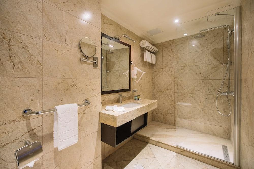 스탠다드룸, 싱글침대 2개, 금연 - 욕실