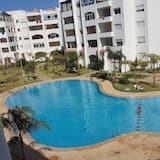 Апартаменти, 1 спальня, доступ до басейну, з виходом в сад - Вибране зображення