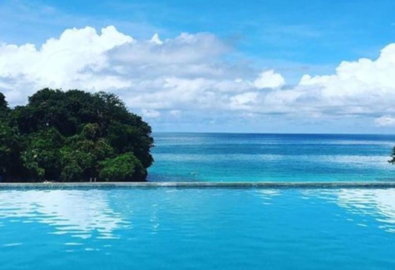 크림슨 리조트 & 스파 보라카이, Boracay Island, 디럭스룸, 바다 전망, 해변/바다 전망