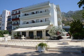 Φωτογραφία του Hotel Mon Repos, Λουτράκι-Άγιοι Θεόδωροι