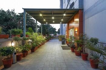 Bild vom Hotel Ashray Inn Express in Ahmadabad