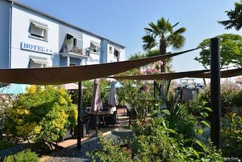 Fouras bölgesindeki Hotel La Roseraie resmi