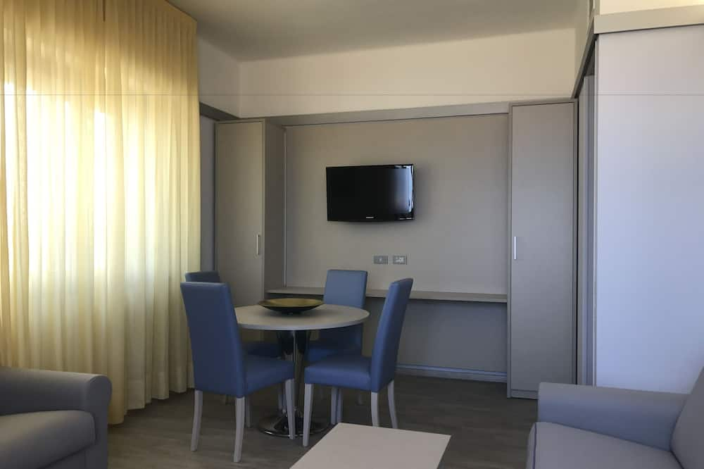 Suite, Connecting Rooms - Living Area