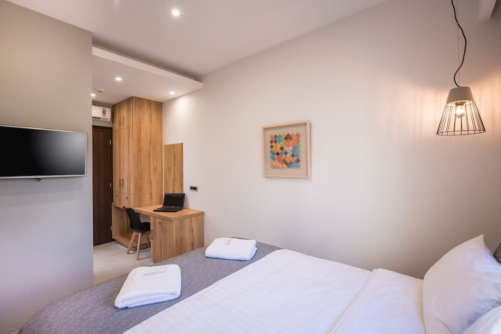 Standardværelse med dobbeltseng eller 2 enkeltsenge - Temaværelse for børn