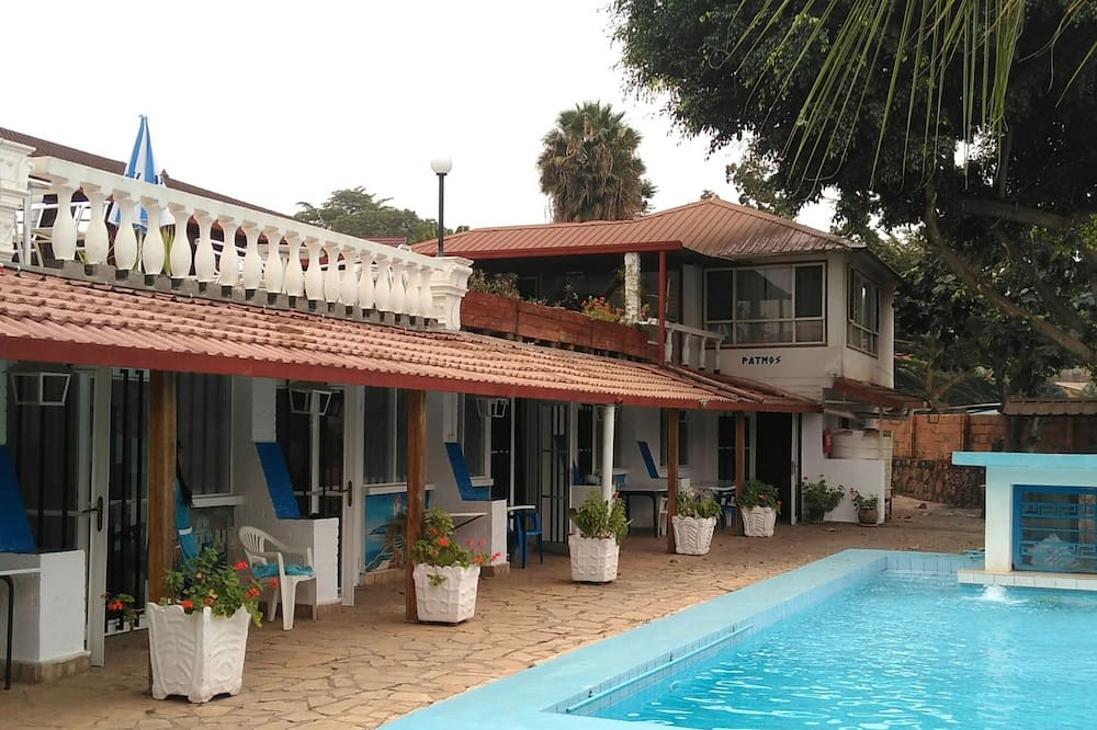 Classic Double Room, 1 Double Bed, Poolside - Pool