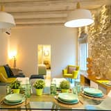 Exclusive Dubleks, 3 Yatak Odası, Teras, Deniz Manzaralı - Oturma Odası
