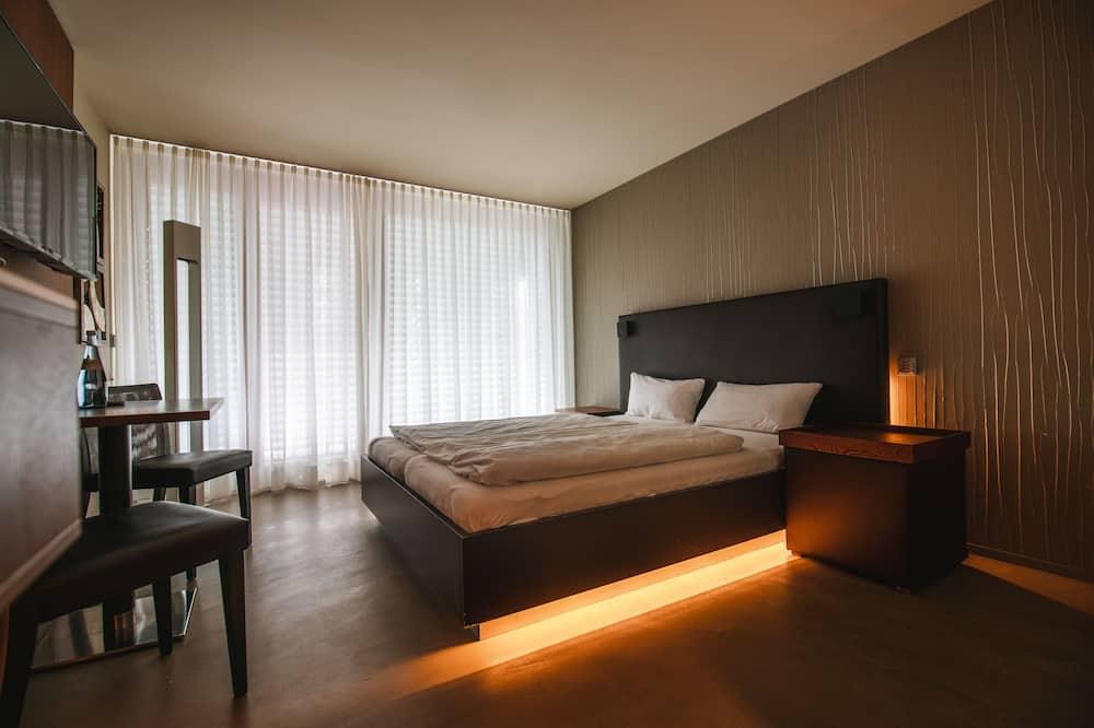 ซิตี้สตูดิโอ, เตียงคิงไซส์ 1 เตียง, ปลอดบุหรี่ - พื้นที่นั่งเล่น