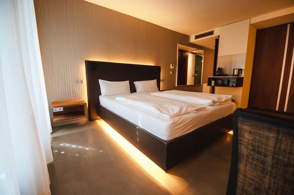บิสซิเนสสตูดิโอ, เตียงคิงไซส์ 1 เตียง, ปลอดบุหรี่ - ห้องพัก