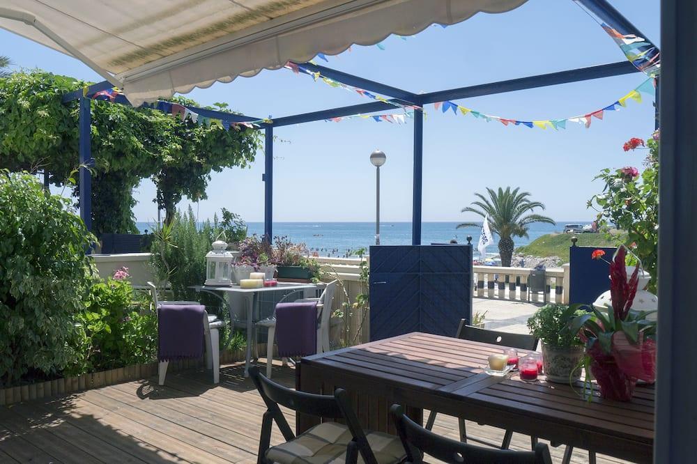 Apartment, 3 Bedrooms, Balcony, Sea View - Living Area