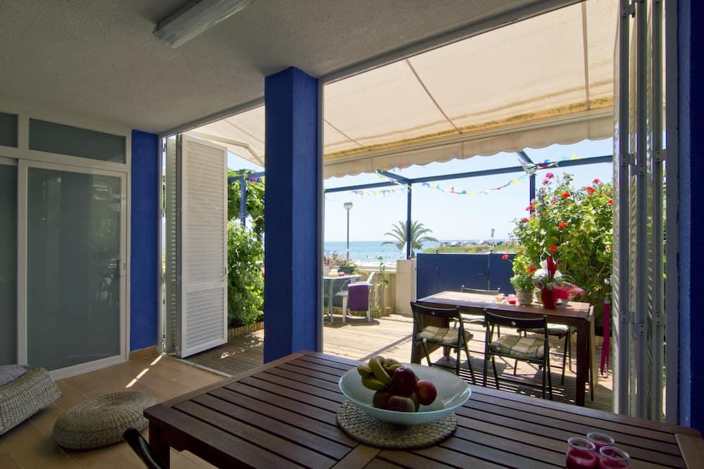 Apartment, 3 Bedrooms, Balcony, Sea View - Terrace/Patio