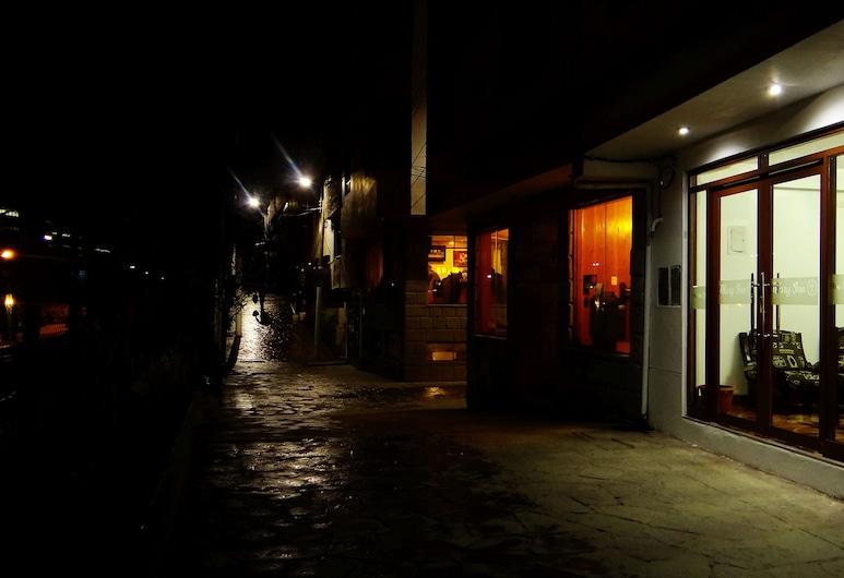 Illary Inn, Machu Picchu, Entrée de l'hôtel