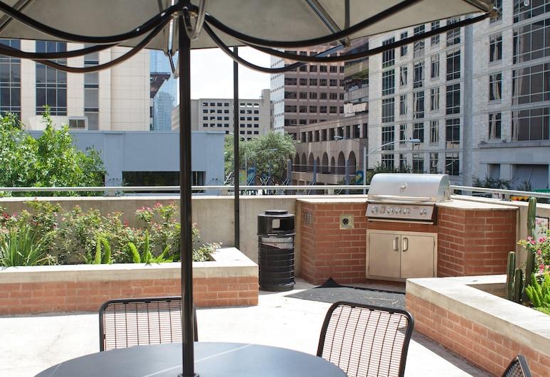 Kasa Austin Downtown Apartments, Austin, Terrass