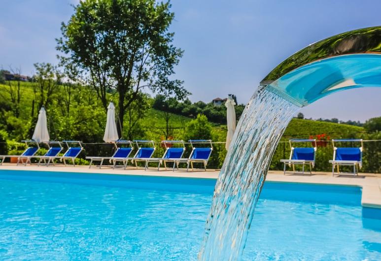 Vigna Dell'Acqua, Santo Stefano Belbo, Outdoor Pool
