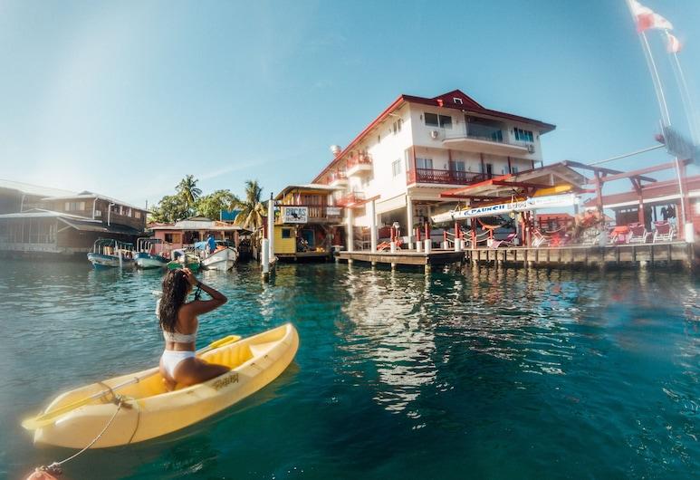 Divers Paradise Boutique Hotel, Bocas del Toro, מתקני כושר