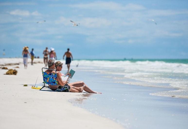 Seashell Chateau by Beachside Management, Siesta Key, Beach