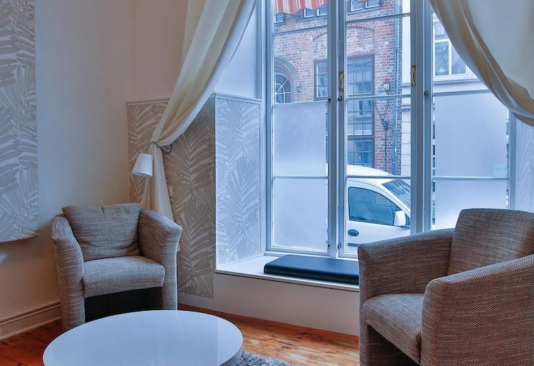 Apartamento Coco JULIA para 2 personas, Lübeck, Sala de estar