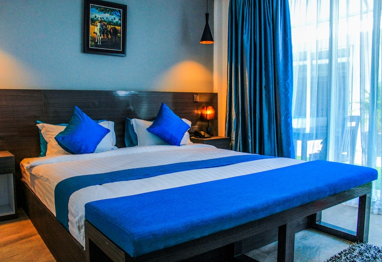 Good Time Boutique Hotel, Sihanoukville, Pokój dwuosobowy typu Deluxe, Pokój