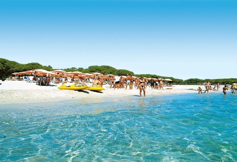 Agrustos villa 400 meters from the sea, Budoni, Pantai