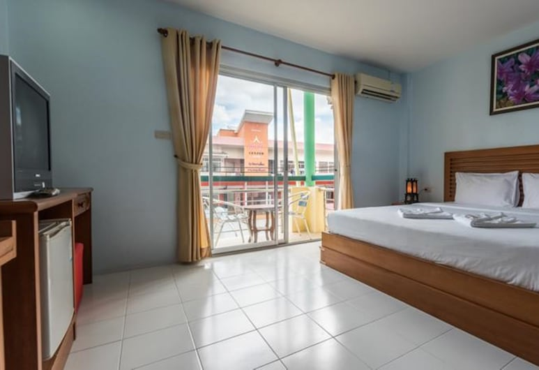 Simply Hotel, Karon, Standard Room, Guest Room