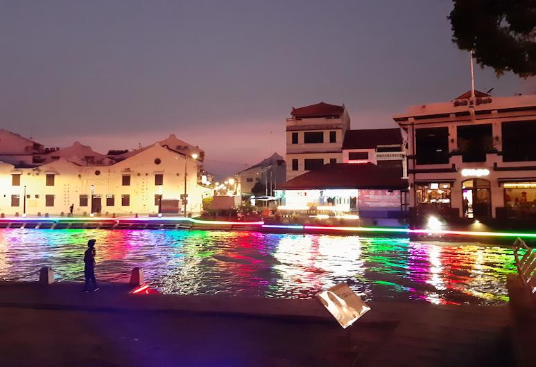 Heeren Inn, Malacca City, Bahçe